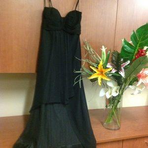 Hi lo gown
